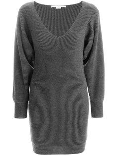 платье с ребристой фактурой Stella McCartney