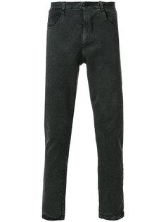 прямые брюки Transit