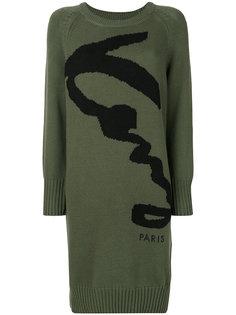 платье Signature Kenzo