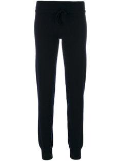 спортивные брюки со шнурком на талии Cruciani