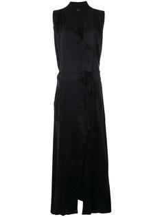 платье-рубашка с поясом Lost & Found Ria Dunn