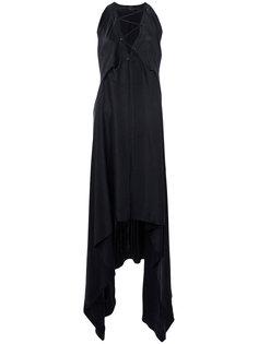 струящееся платье  Lost & Found Ria Dunn