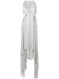 платье с декоративной шнуровкой Lost & Found Ria Dunn