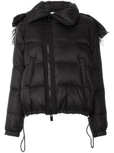 дутая куртка  Sacai