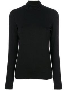 свитер с высоким воротником Majestic Filatures