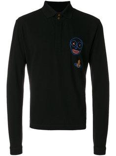 футболка-поло с вышивкой Vivienne Westwood