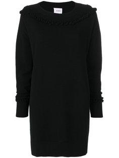 текстурное вязаное платье Barrie