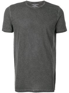 футболка с линялым эффектом Majestic Filatures