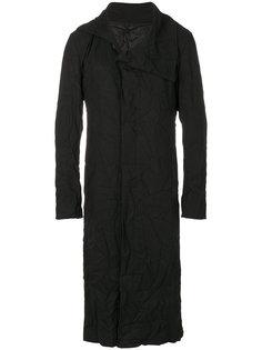 пальто с высокой горловиной D.Gnak