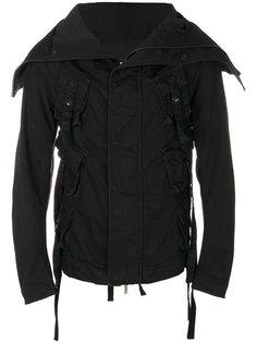 приталенная куртка карго D.Gnak