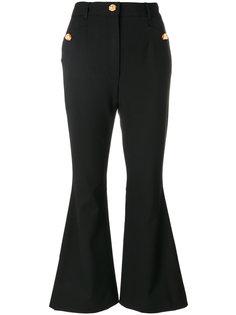 расклешенные укороченные брюки Dolce & Gabbana