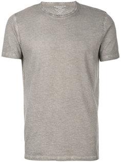 классическая однотонная футболка Majestic Filatures