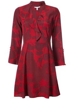 платье с абстрактным цветочным принтом Derek Lam 10 Crosby