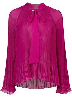 плиссированная блузка Derek Lam 10 Crosby