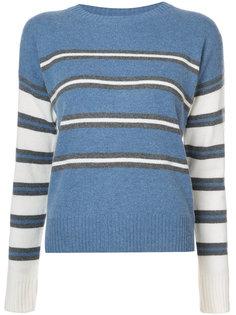 полосатый свитер Derek Lam 10 Crosby