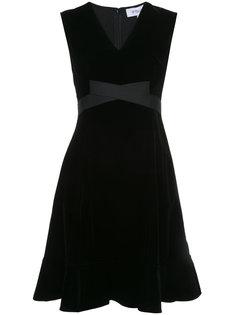 расклешенное платье с поясом без рукавов  Derek Lam 10 Crosby