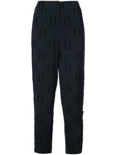 зауженные брюки Derek Lam 10 Crosby