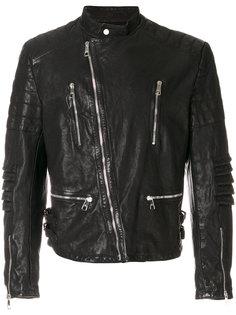 куртка на молнии Neil Barrett