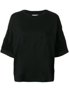 мешковатая футболка Facetasm