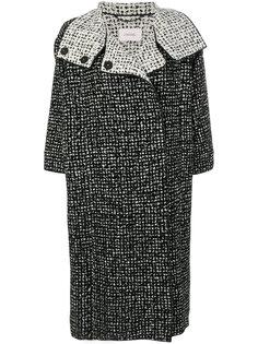 пальто миди с рукавами три четверти Dorothee Schumacher