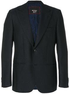 однобортный пиджак Kiton