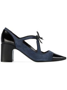 туфли с заостренным носком Fabrizio Viti