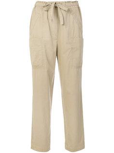 укороченные брюки на завязках Dorothee Schumacher