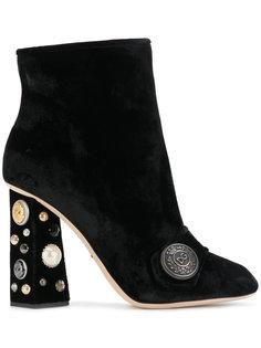 ботильоны Jackie Dolce & Gabbana