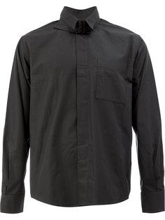 рубашка с ремешком на воротнике Craig Green
