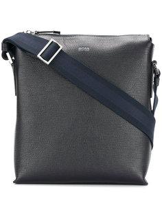 сумка-мессенджер с логотипом Boss Hugo Boss