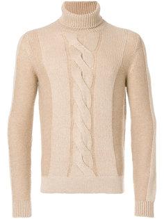 свитер с высоким воротником Loro Piana