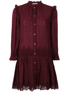 кружевное платье Nessa Ulla Johnson