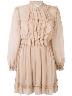 платье с рюшами Ulla Johnson