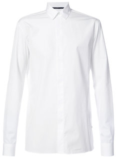 рубашка с потайной застежкой Haider Ackermann