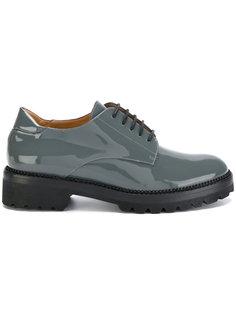ботинки на шнуровке Société Anonyme
