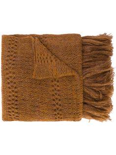 шарф с бахромой Isabel Marant