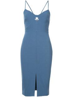 платье с разрезом Likely