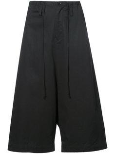 укороченные брюки Ys Y`s