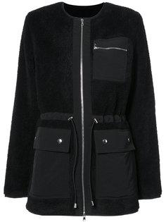 куртка на молнии Nomia