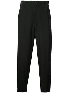 брюки строгого кроя Yohji Yamamoto