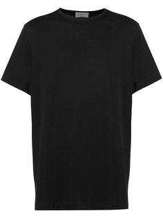 футболка с принтом на спине Yohji Yamamoto