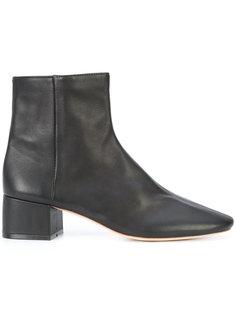 ботинки с закругленным носком Loeffler Randall