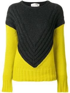 """свитер дизайна """"колор блок"""" Antonia Zander"""