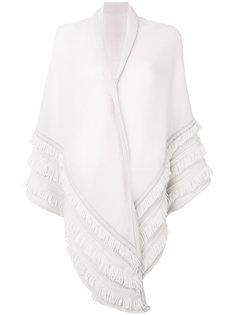 шарф с бахромой Antonia Zander