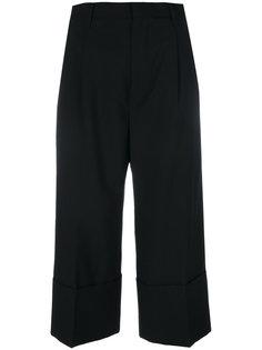 укороченные широкие брюки Comme Des Garçons Noir Kei Ninomiya