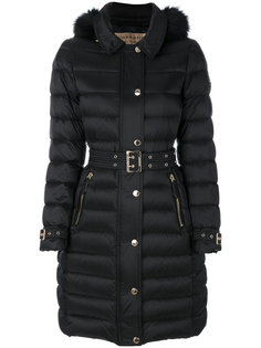 пуховое пальто Hashmore Burberry