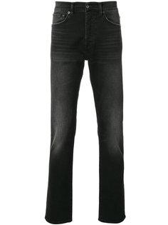 джинсы с линялым эффектом Edwin