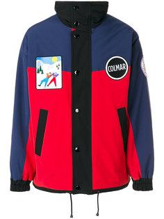 куртка с заплатками Au Jour Le Jour For Colmar