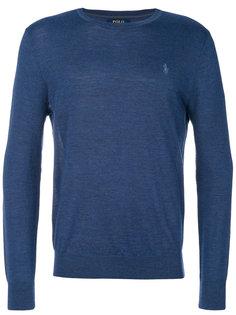свитер с круглым вырезом Polo Ralph Lauren
