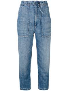 укороченные джинсы  Vince